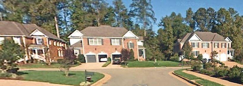 carriage homes at Holly Hills Williamsburg VA