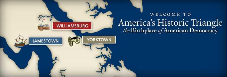Virginia Car Tax >> The Historic Triangle
