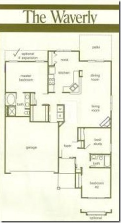 waerly floorplan