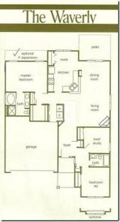 waerly floorplan
