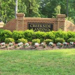 creekside landing entrance