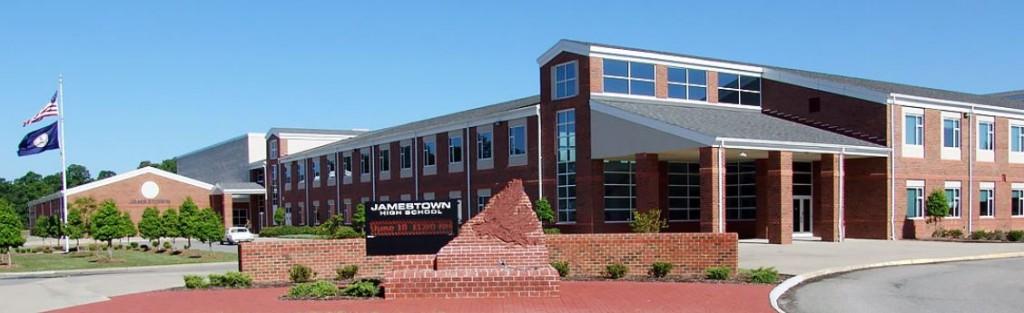 jamestown high school williamsburg va