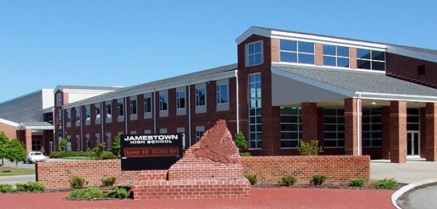 jamestown high school williamsburg va