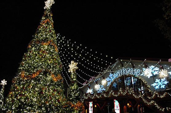 Christmas Town at Busch Gardens Williamsburg opens Nov 21 for 2014 ...