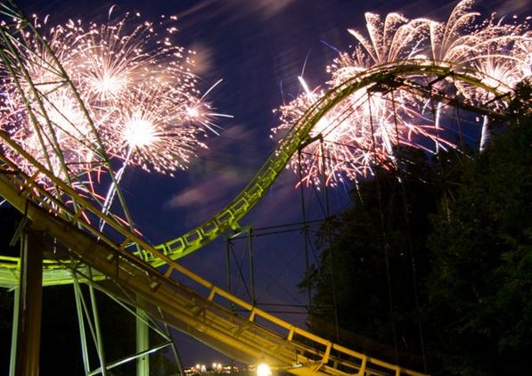 Busch Gardens Williamsburg Special Events for 2017