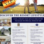 $99 for two nights in Williamsburg VA Discovery Package Special for active adults thinking of a move to area