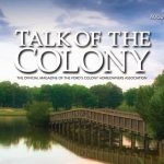 Talk of the Colony is out for August 2017