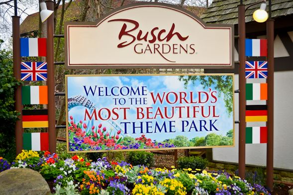 Busch gardens williamsburg and water country usa launch new membership program mr williamsburg Busch gardens pass member benefits